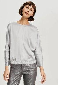 Opus - Blouse - light grey - 0