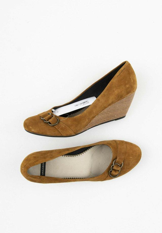 Sleehakken - brown