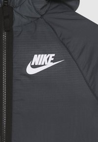 Nike Sportswear - REVERSIBLE - Winter coat - black/white - 3