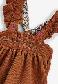Next - Day dress - brown - 4