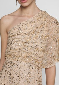 Lace & Beads - ROSE MAXI - Vestido de fiesta - cream - 5