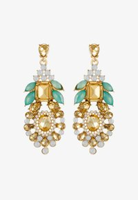 Pieces - PCPEACH EARRINGS - Earrings - gold-coloured - 1