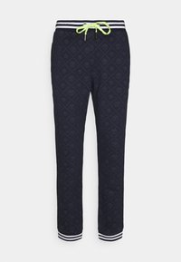 Carlo Colucci - Tracksuit bottoms - navy - 0