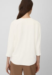 Marc O'Polo - Long sleeved top - white - 2