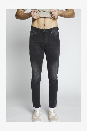 REY THOR - Slim fit jeans - grey denim