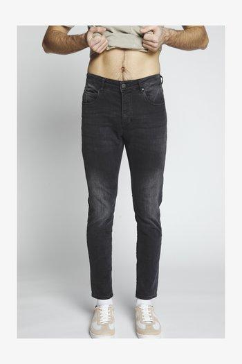 REY THOR - Slim fit -farkut - grey denim