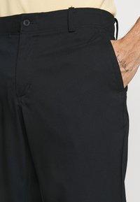 Nike Golf - PANT ESSENTIAL - Kalhoty - black - 3