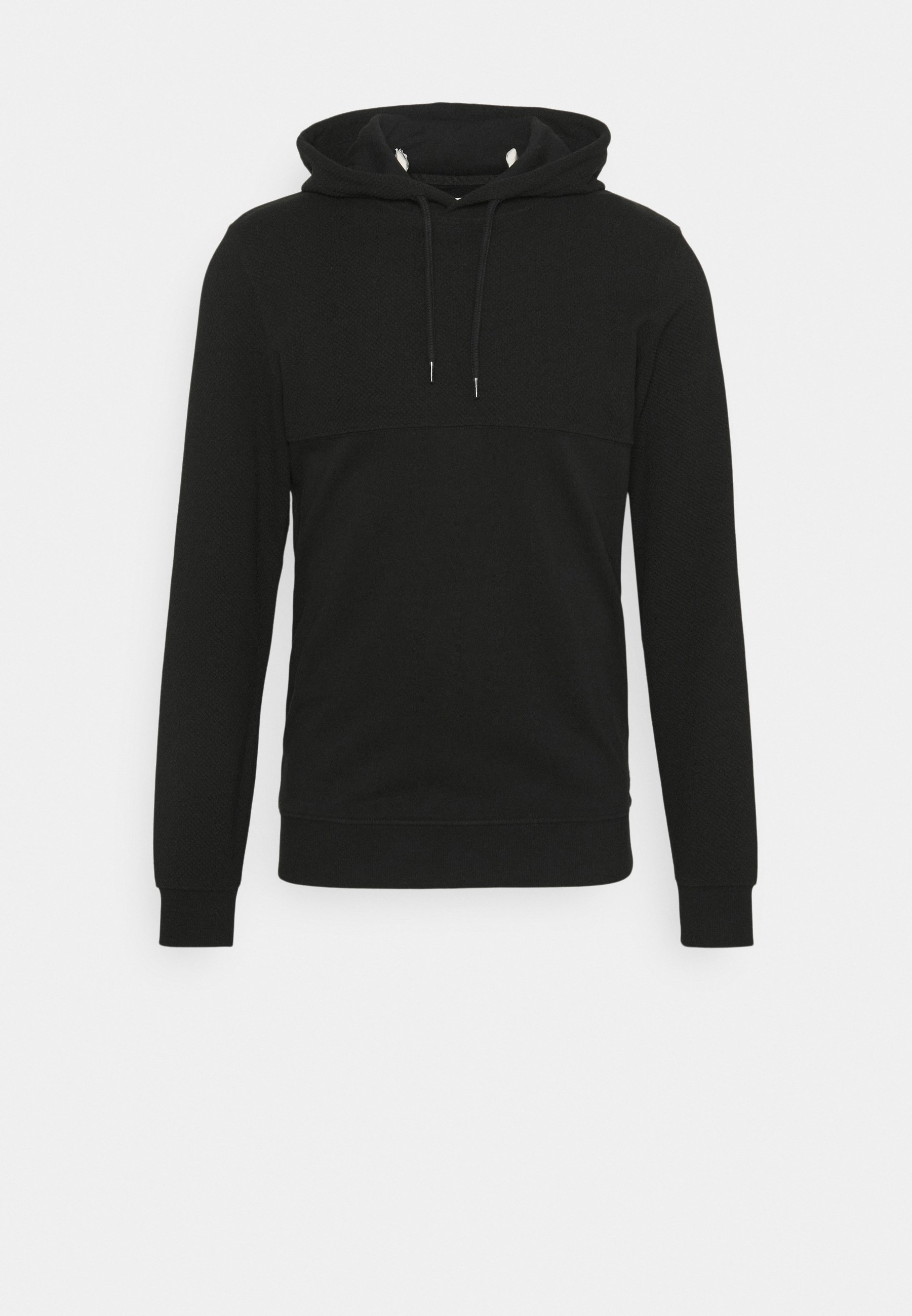 Uomo HOODY WITH STRUCTURE - Felpa