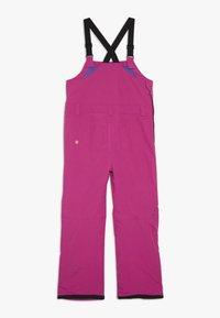 Burton - SKYLAR  - Snow pants - fuchsia - 1