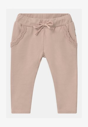 REGULAR FIT  - Trousers - cameo rose