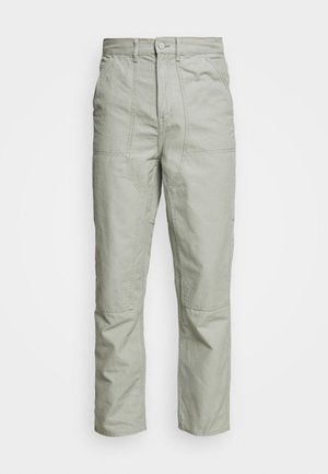 DARIEN TROUSERS - Broek - sage green
