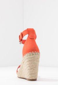Dolce Vita - NOOR - Sandalen met hoge hak - red - 5