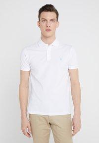 Polo Ralph Lauren - SLIM FIT MODEL - Polo shirt - white - 0