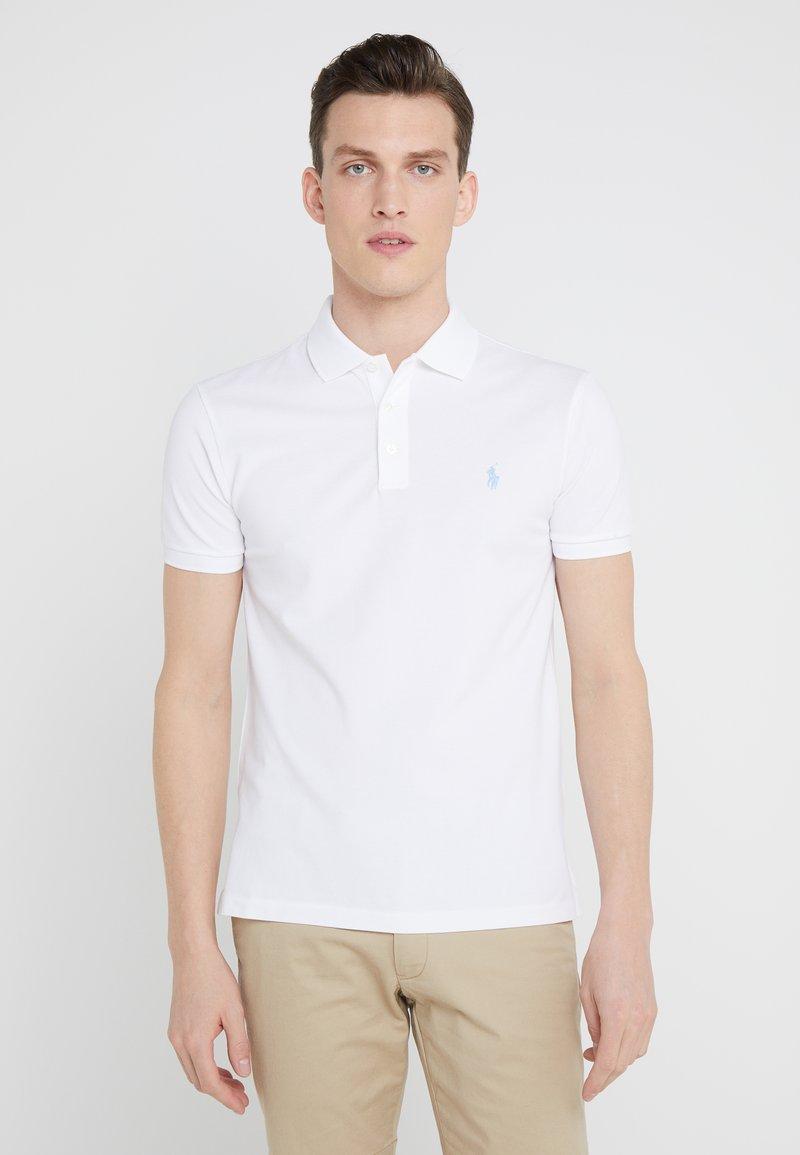 Polo Ralph Lauren - SLIM FIT MODEL - Polo shirt - white