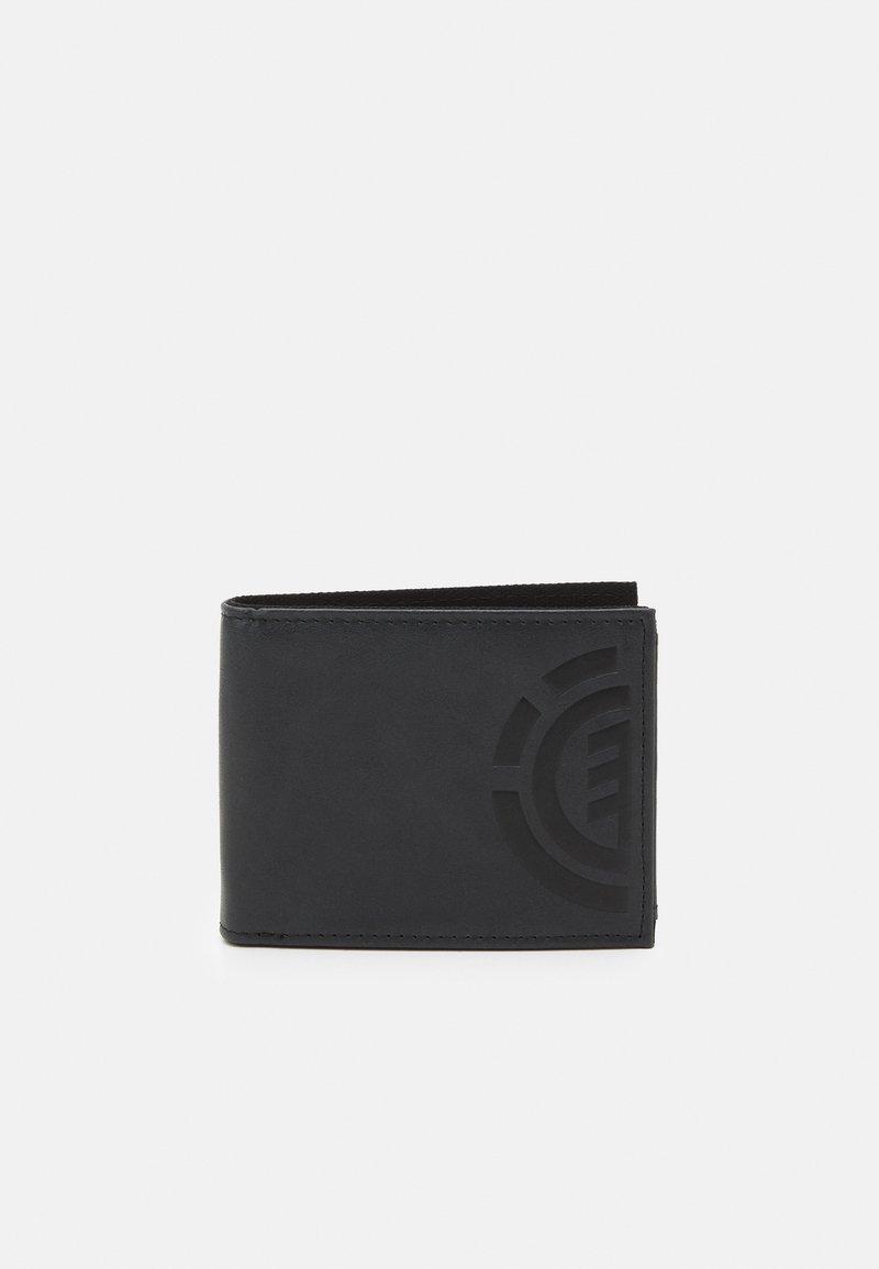 Element - DAILY ELITE WALLET UNISEX - Peněženka - black
