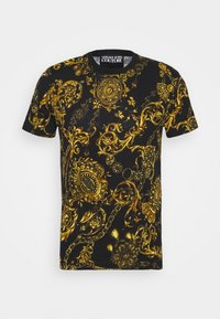 REGALIA BAROQUE - T-shirt med print - nero/oro