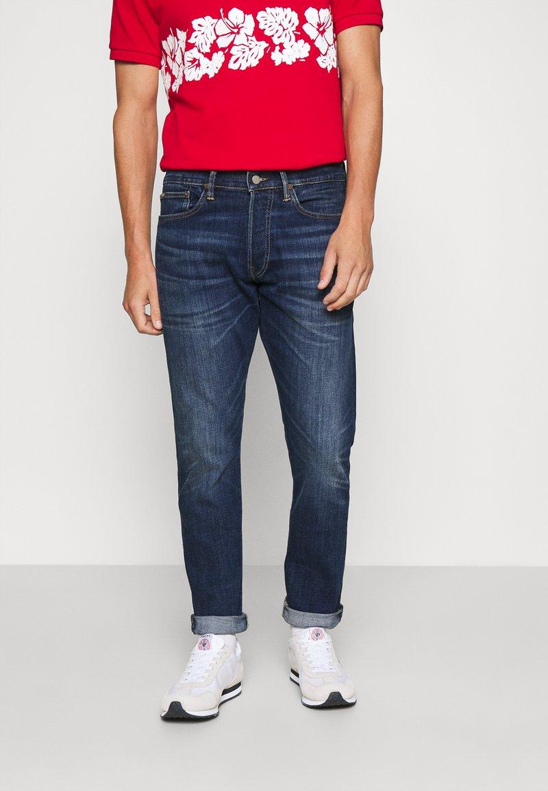 Polo Ralph Lauren - PARKSIDE ACTIVE TAPER STRETCH JEAN - Straight leg jeans - rockton stretch