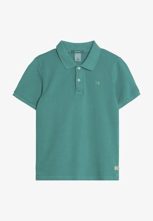 GARMENT DYED - Polo - peppermint