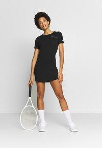 Champion - DRESS - Sportovní šaty - black - 1
