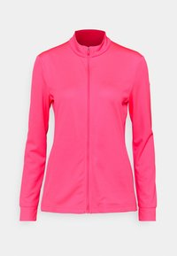 Nike Golf - veste en sweat zippée - hyper pink - 4
