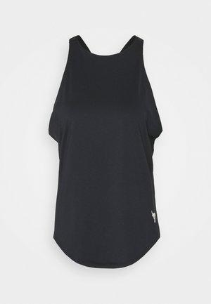 ROCK TANK - Camiseta de deporte - black