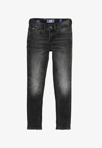 Jack & Jones Junior - JJILIAM JJORIGINAL - Jeans Skinny Fit - black denim - 2