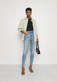 Gina Tricot - HEDDA ORIGINAL - Jeans Skinny Fit - midblue - 1