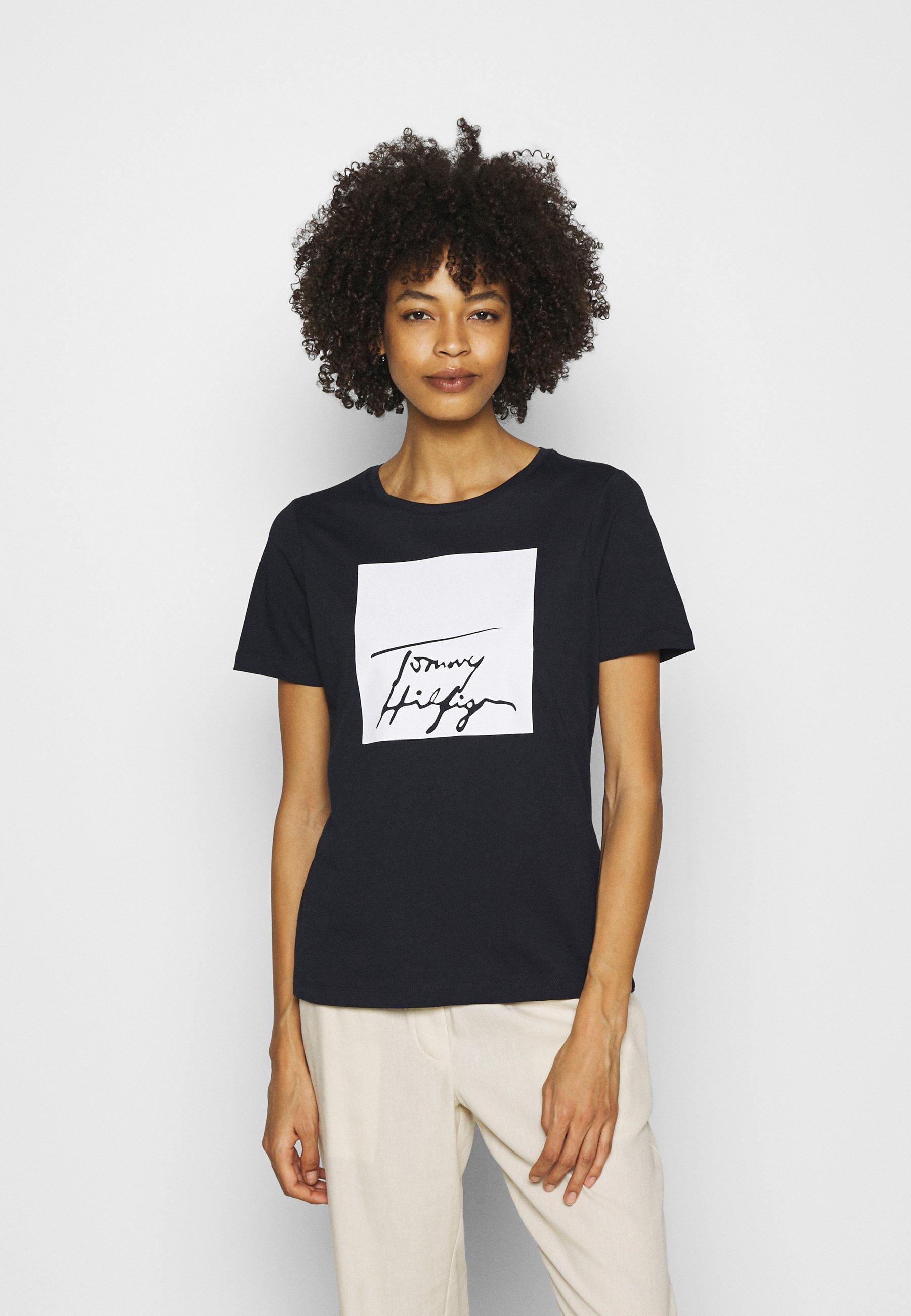 Damen ALISSA REGULAR TEE - T-Shirt print