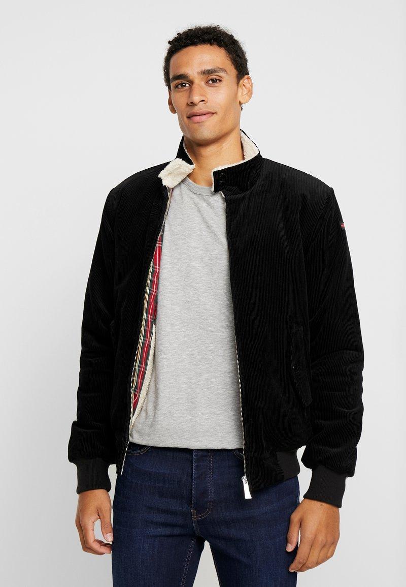 HARRINGTON - LIAM - Light jacket - black