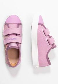 Geox - CIAK GIRL FROZEN ELSA - Trainers - pink/mauve - 1