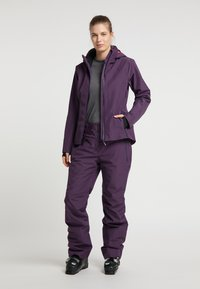 PYUA - ELATION - Outdoor jacket - shadow purple - 1