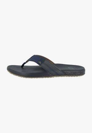 CUSHION BOUNCE PHANTOM - T-bar sandals - blue