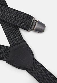 Bugatti - HOSENTRÄGER - Belt - black - 2
