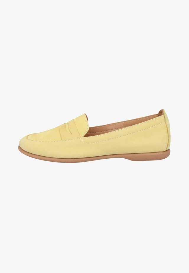 Loafers - lime