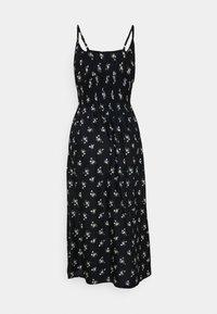 Hollister Co. - MIDI DRESS - Day dress - black - 1