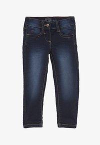 s.Oliver - Straight leg jeans - blue denim - 2