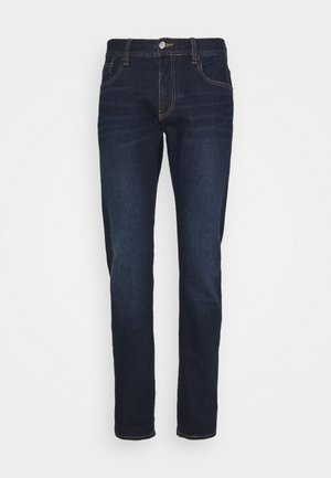 5 POCKETS PANT - Jeans a sigaretta - indigo denim