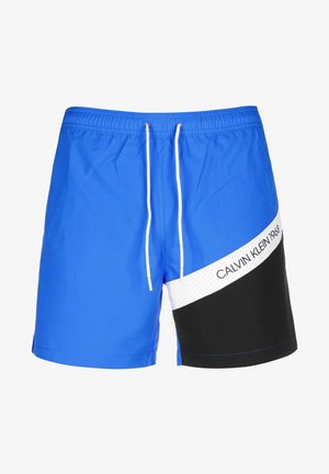 Swimming shorts - electric blue lemonade