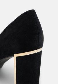 DKNY - SILA  - Classic heels - black - 6