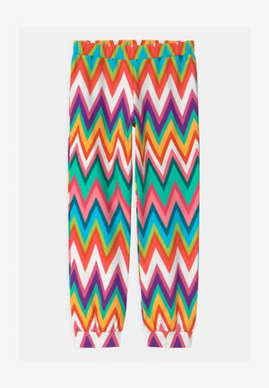PANTALONE STRETTO AL FONDO - Pantalon de survêtement - multi-coloured