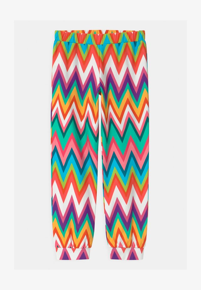 PANTALONE STRETTO AL FONDO - Trainingsbroek - multi-coloured