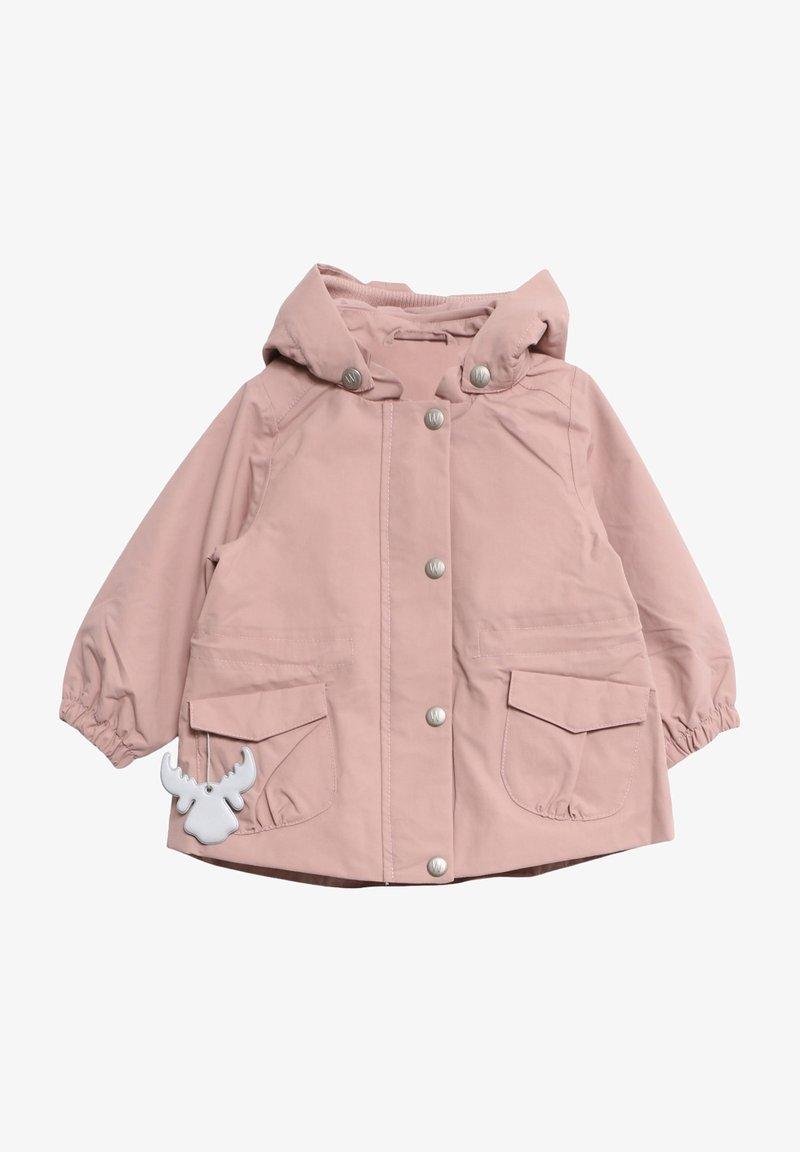 Wheat - Waterproof jacket - rose powder