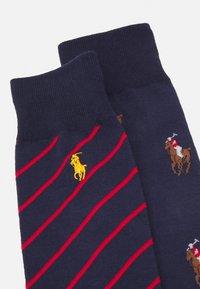 Polo Ralph Lauren - BLEND 2 PACK - Socks - cruise navy - 1