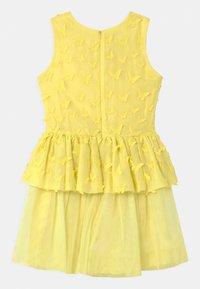Charabia - SLEEVELESS  - Cocktail dress / Party dress - straw yellow - 1