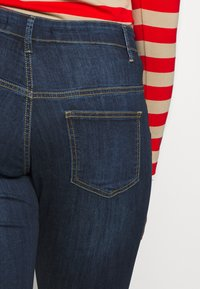Zizzi - EMILY - Jeans slim fit - blue denim - 4