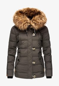 Navahoo - ZOJA - Winter jacket - anthracite - 0