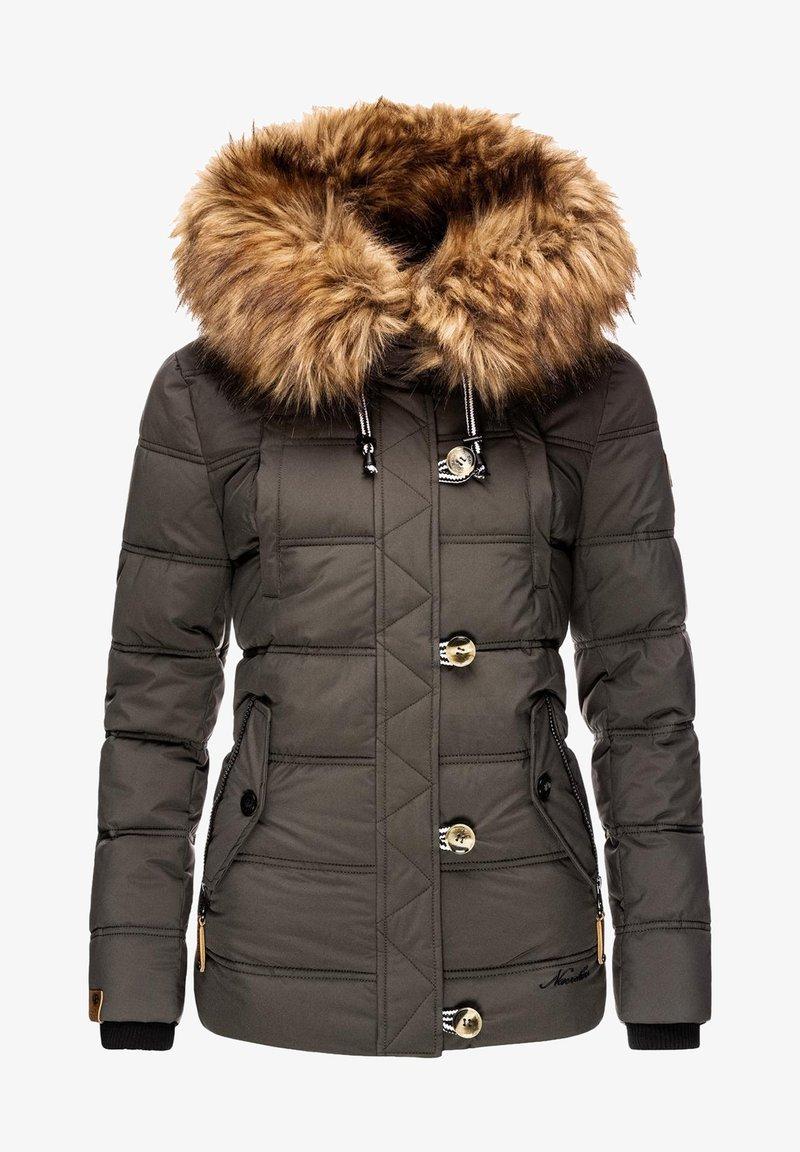 Navahoo - ZOJA - Winter jacket - anthracite