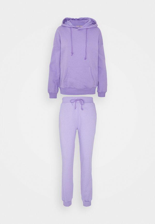 Piżama - lilac