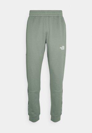 PANT - Spodnie treningowe - agave green