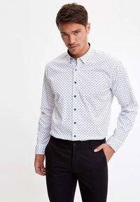 DeFacto - Shirt - white - 0
